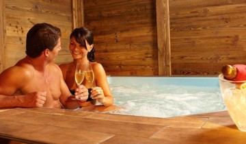 Speciale coppia Weekend Romantico a Montecatini